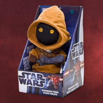 Star Wars - Jawa Sprechende Pl�schfigur mit Leuchte-Augen