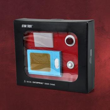 Star Trek - Elektronische Türklingel mit Durchgangsmelder