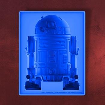Star Wars - R2-D2 Silikon-Form XL