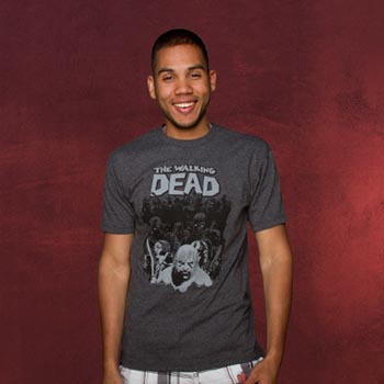 Walking Dead - Herd T-Shirt