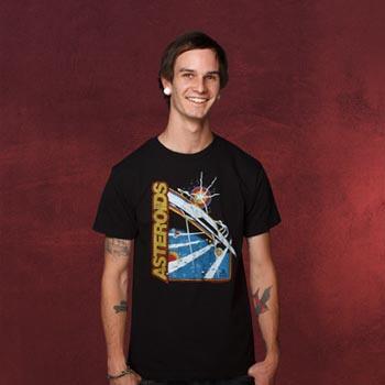 Atari - Asteroids Arcade T-Shirt