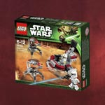 LEGO Star Wars - Clone Troopers vs. Droidekas