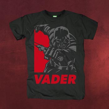 Star Wars - Darth Vader Red Alert T-Shirt