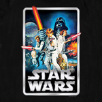 Star Wars - Poster T-Shirt