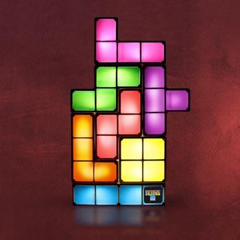 Tetris Leuchte