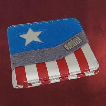 Captain America - Marvel Brieftasche