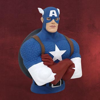 Captain America Spardose