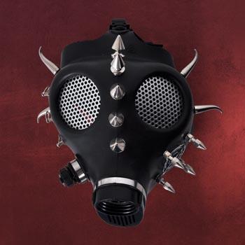 Steampunk - Dornen Schutzmaske