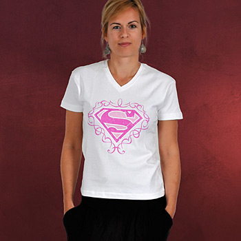 Superman - Girlie Shirt