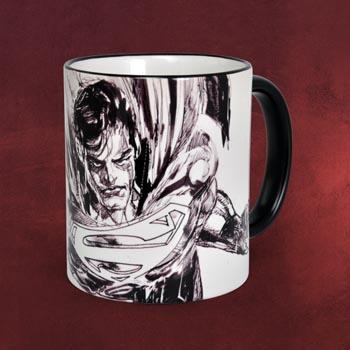 Superman - Comic Style Tasse