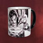 Superman - Comic Style Tasse