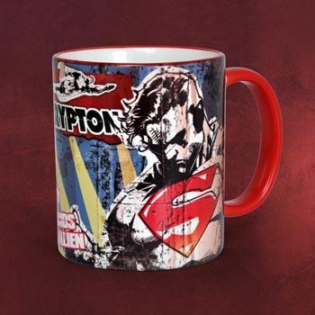 Superman - Krypton Tasse