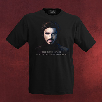 Game of Thrones - Robb Stark T-Shirt
