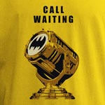 Batman - Waiting for Batman T-Shirt