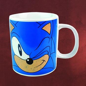 Sonic the Hedgehog XXL Tasse