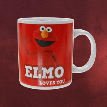 Sesamstra�e - Elmo Tasse