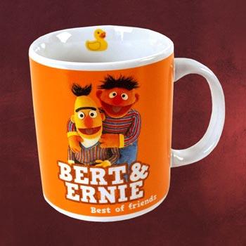 Sesamstraße - Ernie & Bert Tasse