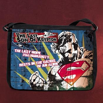 Superman - Krypton Tasche