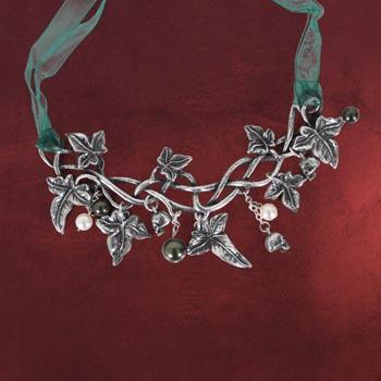 Gothic Kette - Poison Ivy
