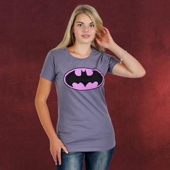 Batman Logo Girlie Shirt