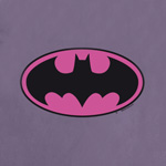 Batman Logo Girlie Shirt