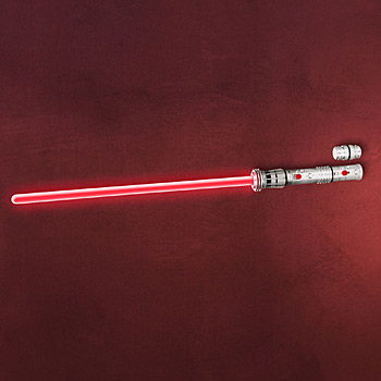 Star Wars Ultimate FX Lichtschwert Darth Maul