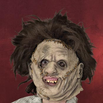 Leatherface Latexmaske