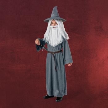 Der Hobbit - Gandalf Kinderkost�m