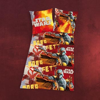 Star Wars - Boba Fett Bettwäsche