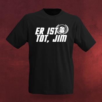 Er ist tot, Jim - Trekkie Shirt