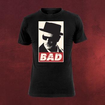 Breaking Bad - Bad Guy Heisenberg T-Shirt
