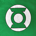 Green Lantern - Logo Tank Top Comic Fashion