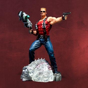 Duke Nukem Forever Statue