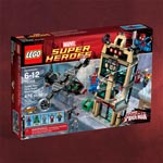 LEGO Marvel Super Heroes - Spider-Man - Einsatz am Daily Bugle