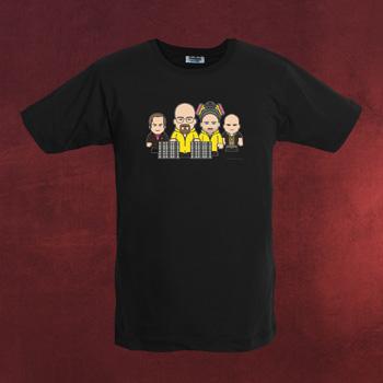 Cooks - Toonstar Cartoon T-Shirt