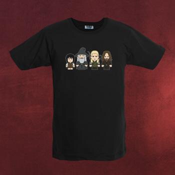 Fantasy - Toonstar Cartoon T-Shirt