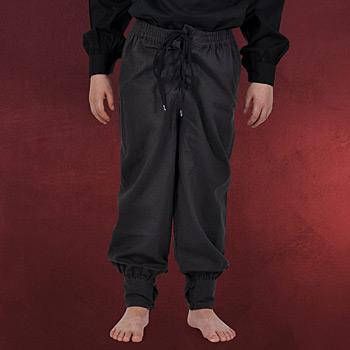 Mittelalter Hose für Kinder braun