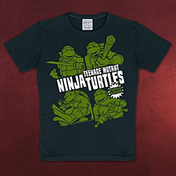 Ninja Turtles Kinder T-Shirt