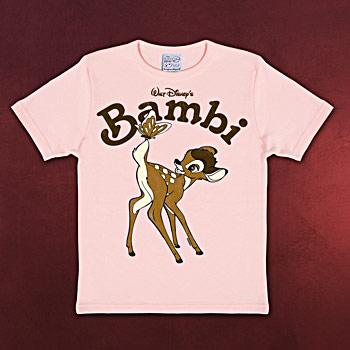 Bambi Kinder T-Shirt