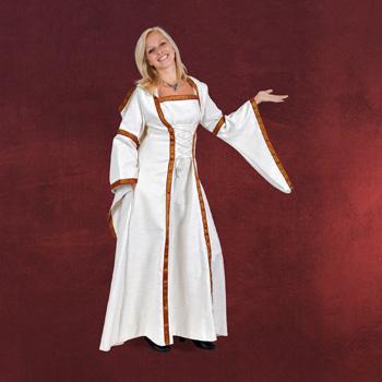 Mary-Anne - Mittelalterkleid mit Kapuze