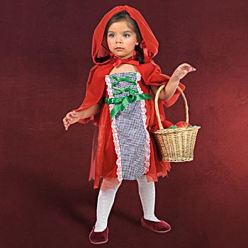 Rotkäppchen - Kinderkostüm