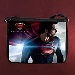 Superman - Man of Steel Poster Umh�ngetasche