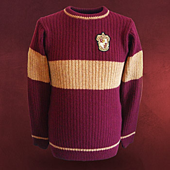 Harry Potter - Quidditch Gryffindor Sweater