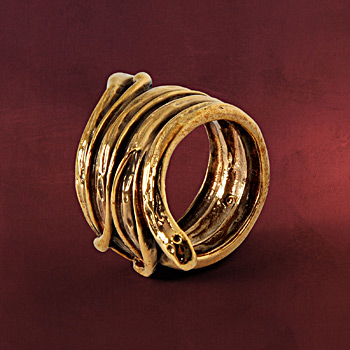 Der Hobbit - Thranduils Schlangen Ring