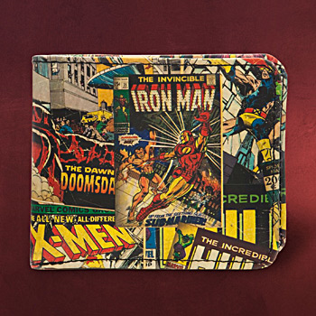 Marvel Comics Brieftasche