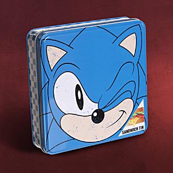 Sonic the Hedgehog Brotdose