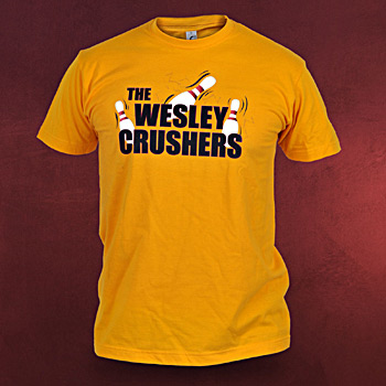 The Big Bang Theory - The Wesley Crushers T-Shirt