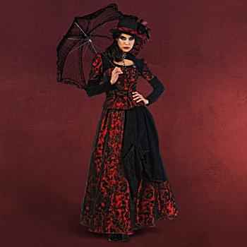 Lady Rose - Historisches Kostüm Damen