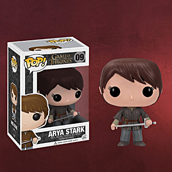Game of Thrones - Arya Stark Mini-Figur