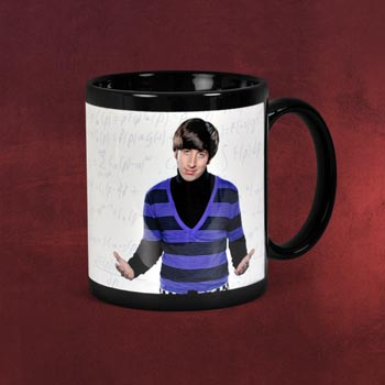 The Big Bang Theory - Wolowitz Tasse